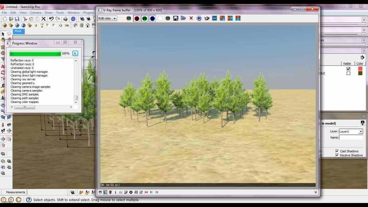 Как в архикаде сделать деревья 167