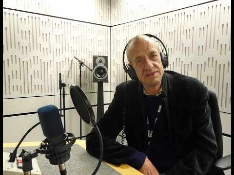 Arthur Smith supports Revitalise BBC Appeal