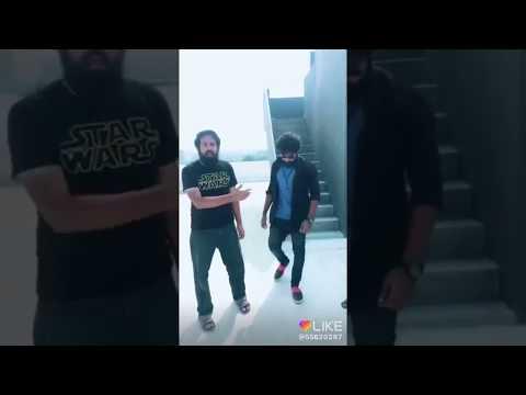 Jilla Vijay Mass Entry Scene Recreated by...