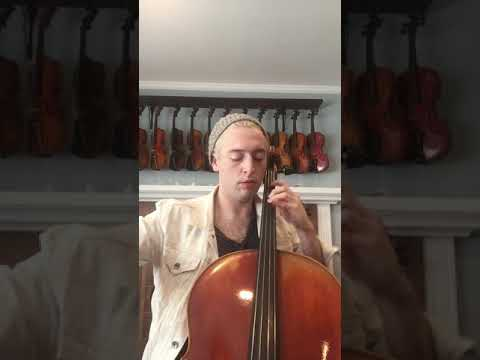 Cello Video   Jay Haide Monty Used & New