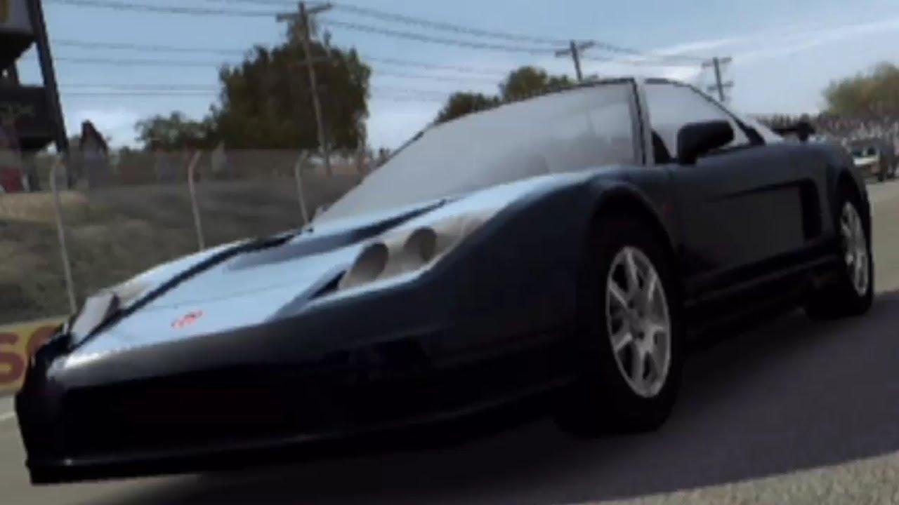 Forza Motorsport 1 Honda Nsx R J 2004 Test Drive Gameplay Hd 1080p60fps