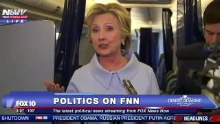 #HACKINGHILLARY AGAIN! This Time Coughing Fit Is On Her New Plane