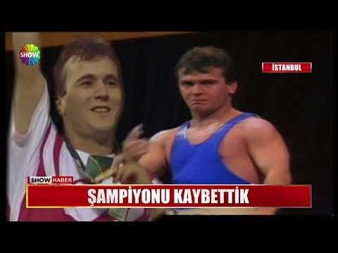 Şampiyonu Kaybettik