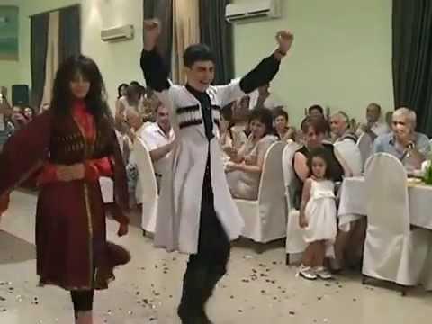 Армяне лезгинка, հայկական պար