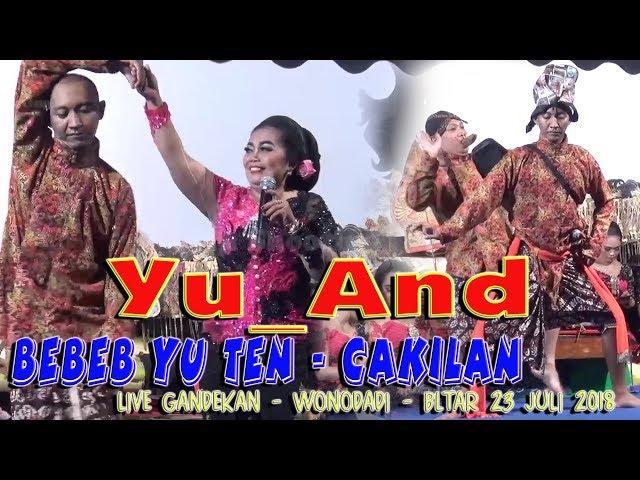 Yudho & TB [Yu_And] Gandekan - Blitar Edisi Bebeb Yu Ten Cakilan