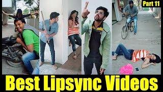 Best & Funny Compilation Of Vmate,Tiktok & Like Videos By Dekhte Rahoo Team - Part 11