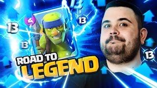 Road to Legend 1°: Goblin Lancieri al 13...che Devasto!