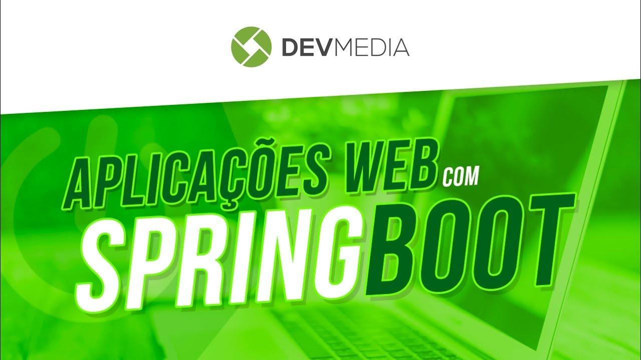 Aplicação Web com Spring Boot e Spring MVC