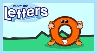 Meet the Letters - o