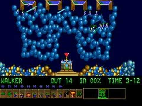Oh No More Lemmings - Wild 1