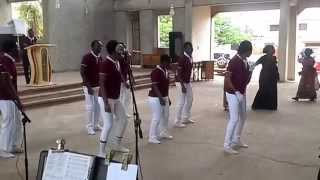 I KNOW WHO I AM SINACH dance by Generation Dancers