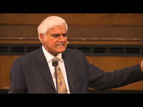 Ravi Zacharias excerpt from The Mormon Tabernacle Church in Salt Lake City