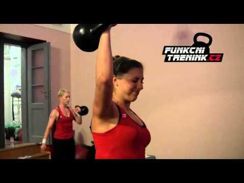 Funkční trénink Praha-  cvičení pro ženy v Praze
