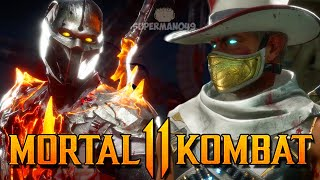"ONLY ONE CAN REACH DEMI GOD RANK! - Mortal Kombat 11: ""Erron Black"" Gameplay"