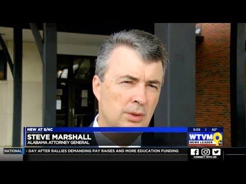 WTVM News Leader 9 Report on Opelika Middle School Winning an Alabama Safe Schools Award