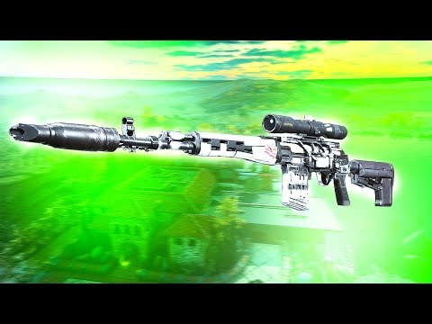 The BEST Setup For The Dragunov! (Modern Warfare)