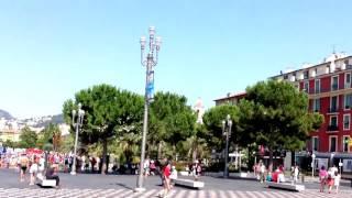 Площадь Массена. Ницца. Достопримечательности Франции.(Площадь Массена. Ницца. Достопримечательности Франции. Это - пятое видео из серии впечатлений о Ницце во..., 2016-10-22T08:00:02.000Z)