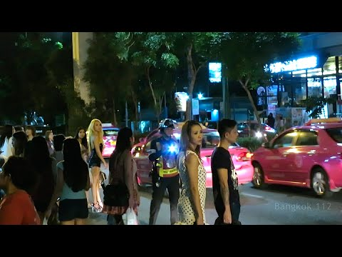 Bangkok Night Scenes - July 2015