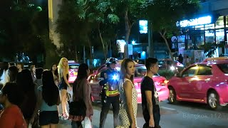 Bangkok Night Scenes - July 2015