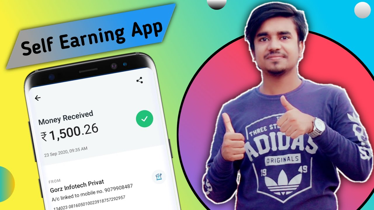 2020 Best Self Earning App || Earn Free Paytm Cash Without Investment || Earnkaro App |Google Tricks