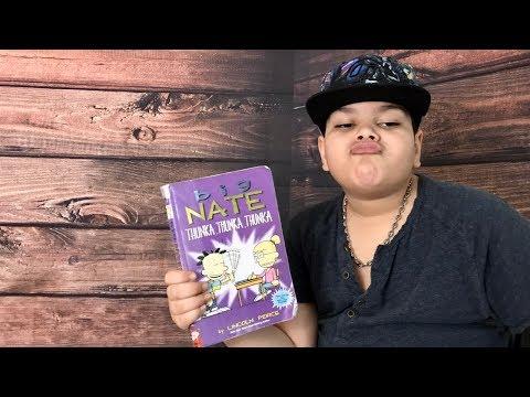 Big Nate Thunka Thunka Thunka Book Review | Books Review Series | Arman The Great |