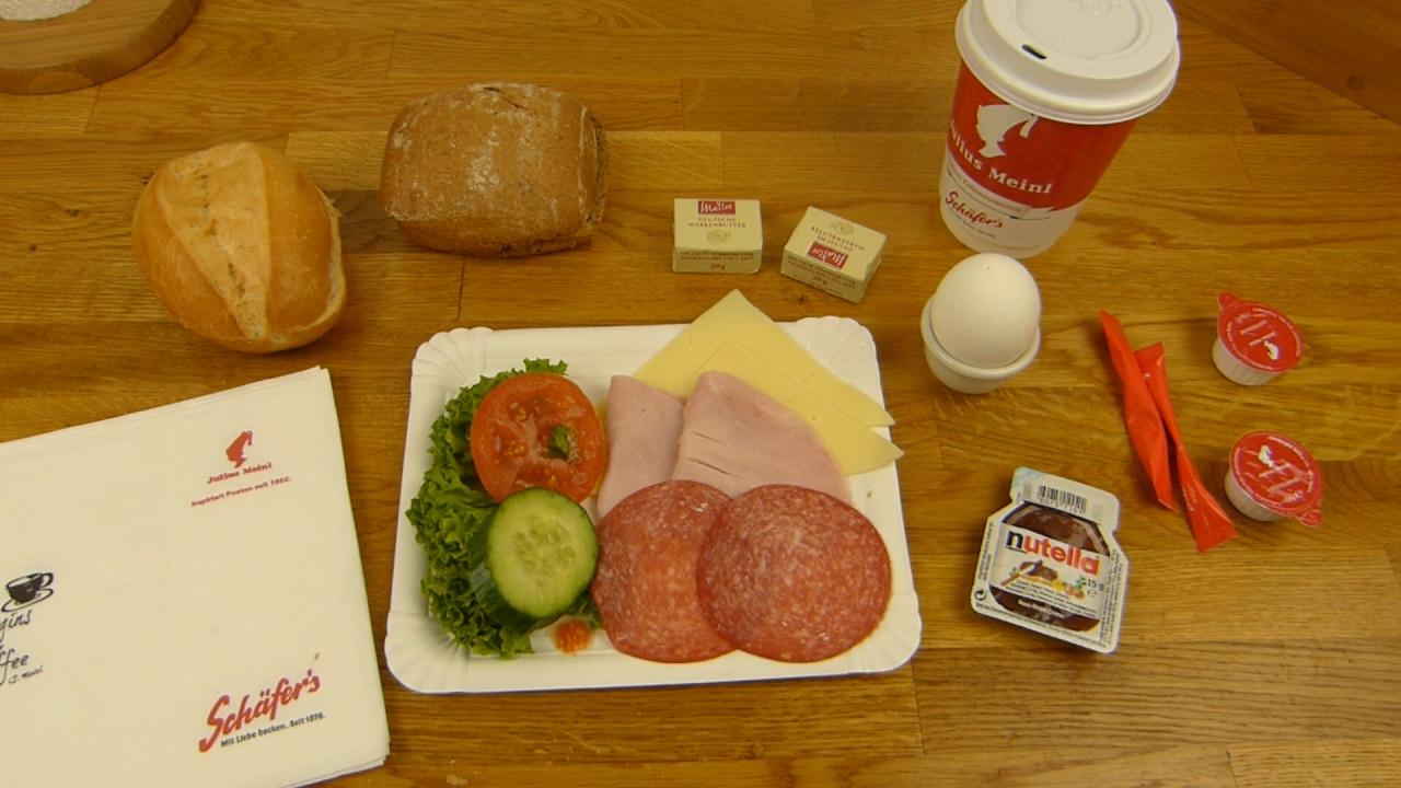 Elegant Guten Morgen Frühstück Ideen Von Schäfer