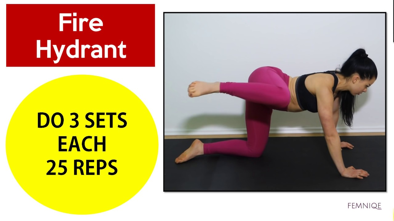 How To Get Rid Of Hip Dips Violin Hips 4 Workouts For