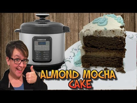 making-food-monday:-pressure-cooker-almond-mocha-cake