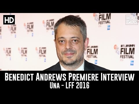 Director Benedict Andrews LFF Premiere Interview - Una