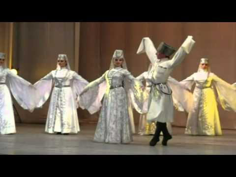 Circassia Music Archives:Ossetian Melodies 2