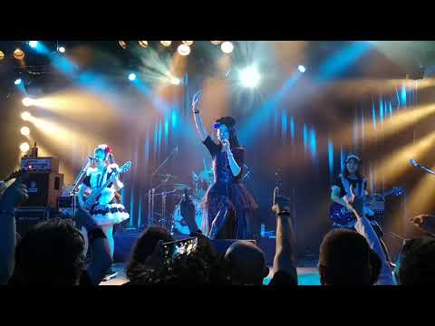 Bochum 2019-06-24 20.09.25 BAND-MAID Overture - Real Existence