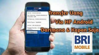 Download Cara Transfer Uang Menggunakan HP | Mobile Banking BRI Mp3 and Videos