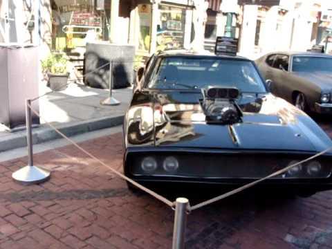 Used Cars Orlando Fl >> THE FAST & FURIOUS AT UNIVERSAL STUDIOS ORLANDO,FL - YouTube