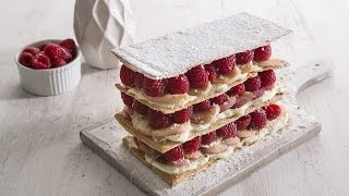 How to make the perfect mille-feuille