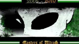 """New Chant Ultras Green Boys - Nessuno Come Noi Volume III """"Magana Curva Sud"""""""
