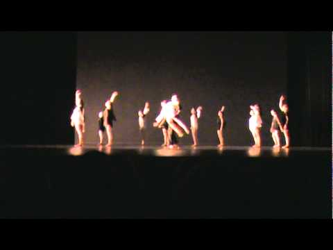 """""""Gravity"""", Choreographed By Amber Elizabeth Miller."""