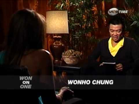 Wonho Chung (Won on One Interview: Vanessa Williams) on Showtime