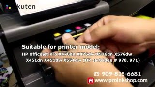 2 Liter Ink HP 970, 971, 970XL…