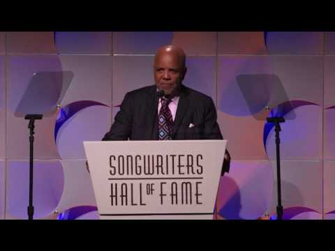 Berry Gordy Inducted Into The Songwriters Hall of Fame