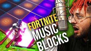 Fortnite MUSIC BLOCK Song !! (Official Video) 🎤