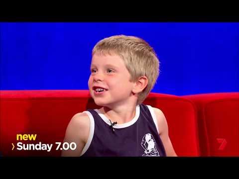 Little Big Shots Trailer - Starts Sunday 7.00 on Channel 7