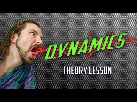Dynamics: Music Theory Lesson