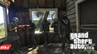 GTA 5: Fredo Bang x NLE Choppa- Gangsta Talk (Official Music Video) [HD]