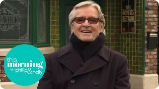 Bill Roache On 56 Years In Corrie   This Morning