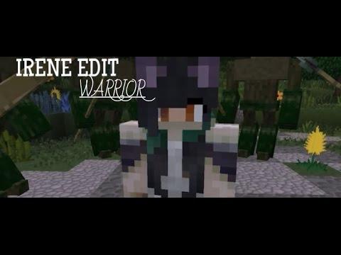 Minecraft Diaries//Irene Tribute//Music Video