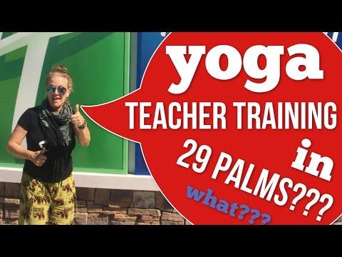 29 Palms Yoga Teacher Training   Yoga Teacher Training 29 Palms