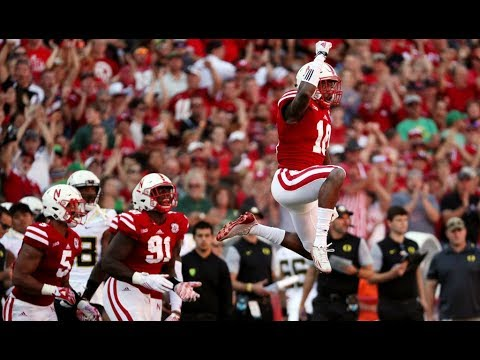 Nebraska VS Oregon 2017 ULTIMATE PUMP UP!!!