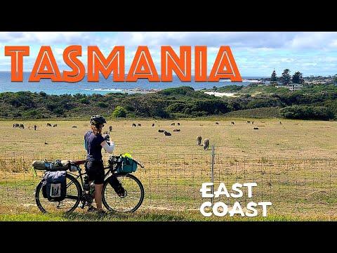 CYCLING TASMANIA! | East Coast -Pt 1 (RaD Ep 40)