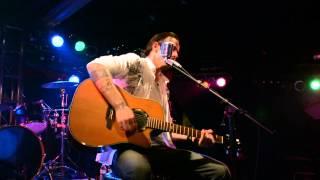 Adam Gontier Chalk Outline live Birmingham Al.
