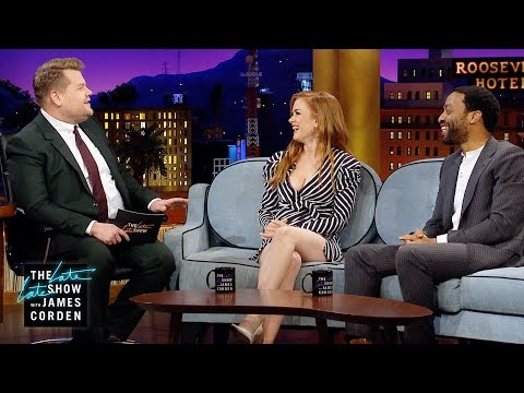 Who Would Chiwetel Ejiofor & James Play In Isla Fisher's 'Marge In Charge'